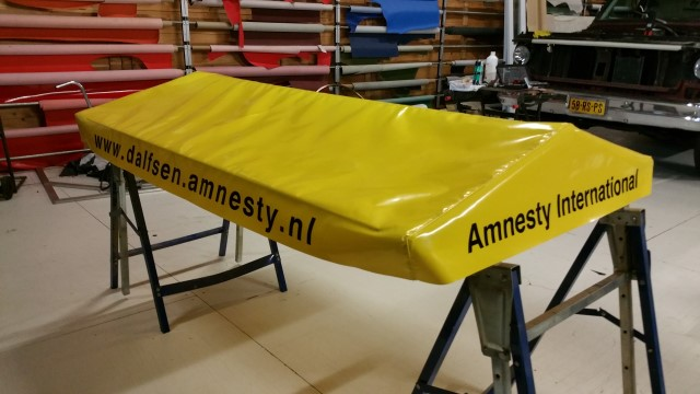 Bakfietskap amnesty international